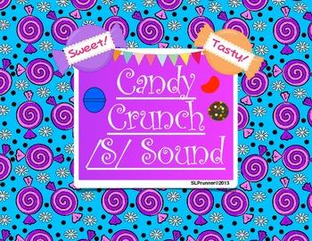 Candy Crunch S Sound Articulation