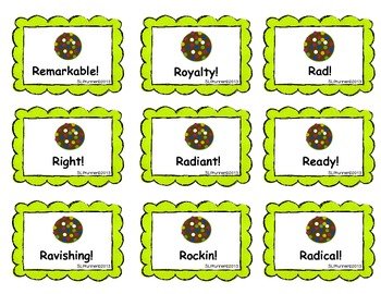 R Sound Articulation