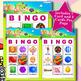 Candy Crush 3x3 Bingo 30 Cards