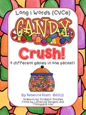 Long Vowel i words- Candy Crush!   (CVCe and CCVCe)