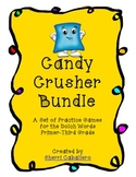 Candy Crushers Dolch Word Games Bundle