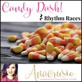 Candy Dash! - Quarter Rest Rhythm Games