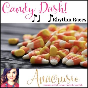 Candy Dash! - synCOpa Rhythm Games