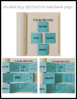 Candy Density: A Scientific Method Activity