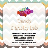Candy Density Lab
