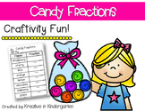Candy Fractions Craftivity