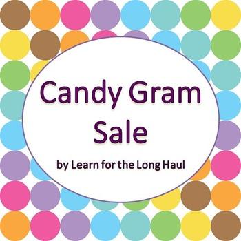 Candy Gram Sale