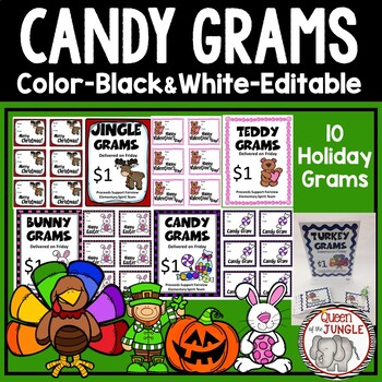 Candy Grams Fund Raiser