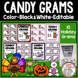 Candy Grams Fundraiser