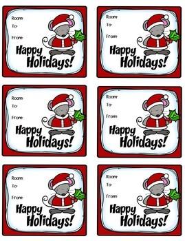 Candy Grams Christmas Sampler - Free