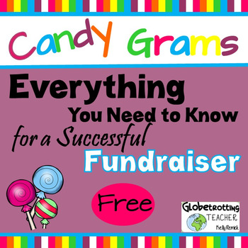 Candy Grams:  Everything You Need to Know for a Successful Fundraiser