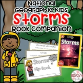 Storms National Geographic Kids Flipbook