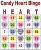 Candy Heart Bingo