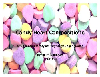 Candy Heart Compositions