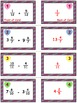 """Candy Heart Dart Game Cards (Add & Subtract """"Like"""" Fractions) Sets 4-5-6"""
