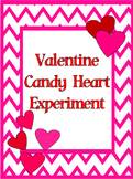 Candy Heart Experiment