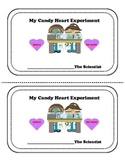 Candy Heart Experiment Science Journal