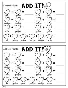 Candy Heart Fun!