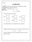 Candy Heart Graphing Activity