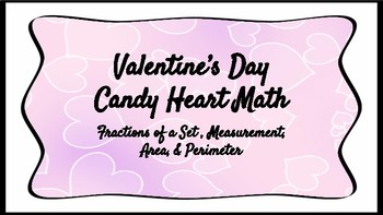 Candy Heart Math