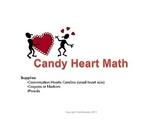 Candy Heart Math Activities
