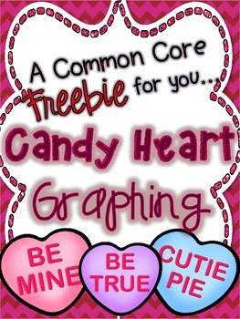 Candy Heart Math Graphing