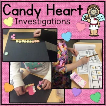 Candy Heart Math Investigations