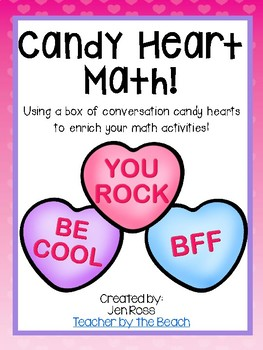Candy Heart Math: Learning with a Box of Candy