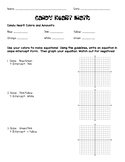 Candy Heart Math - Slope-Intercept Graphing