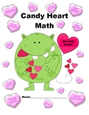 Candy Heart Math by Lisa Buchholz