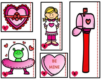 Valentine Candy Heart Measurement Scoot