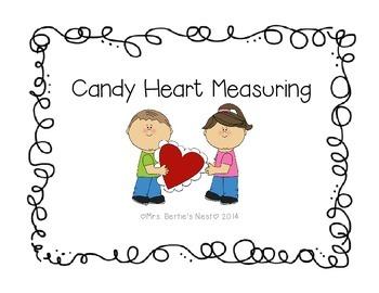 Candy Heart Measuring FREEBIE!