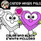 Candy Heart Pals