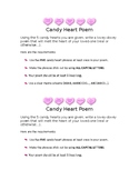 Candy Heart Poem