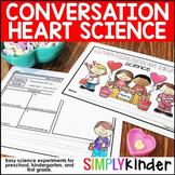 Conversation Hearts Science - Valentine's Day STEM