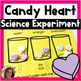 Candy Heart Science Experiment | February Science Experiment
