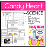 Candy Heart Science Fun with Matter!