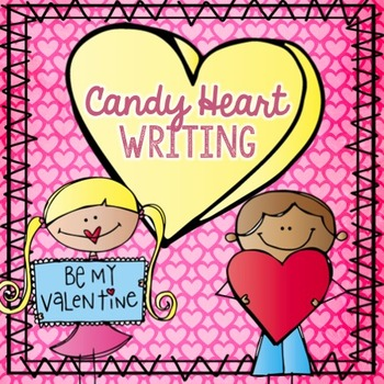 Candy Heart Writing