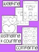 Candy Hearts - 6 Math Station Activities!