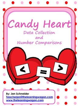 Candy Hearts: Data Collection and Number Comparison