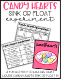 Candy Hearts Experiment