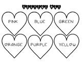 Candy Hearts Math