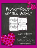 February Emergent Reader & Math Activity {Candy Hearts & N