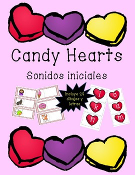 Sonido Inicial- Candy Hearts (Spanish)
