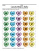 Candy Hearts Tally, ASL Sign Language