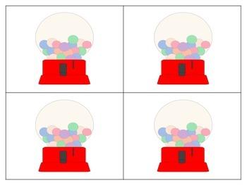 Candy Homophone Word Match