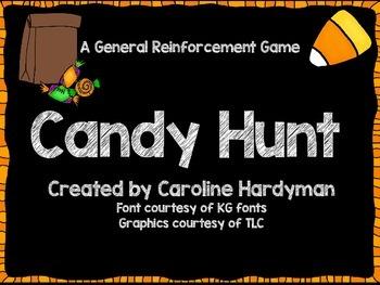 Candy Hunt Freebie