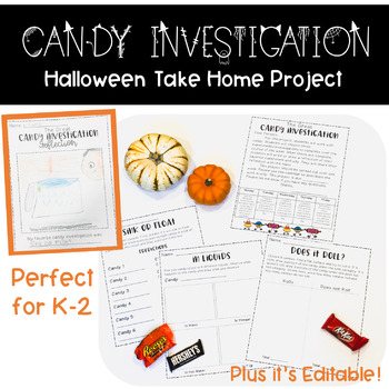 October Project - Candy Investigation