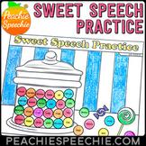 Candy Jar Articulation Speech Therapy Dot Activity