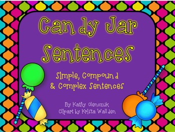 Language Game for the Smartboard - Simple & Complex Sentences